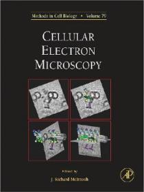 预订Cellular Electron Microscopy