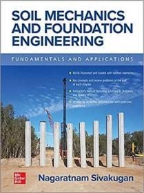 预订Soil Mechanics and Foundation Engineering: Fundamentals and Applications