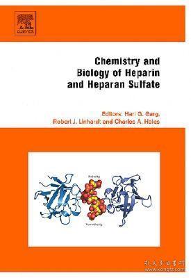 预订 高被引图书Chemistry and Biology of Heparin and Heparan Sulfate