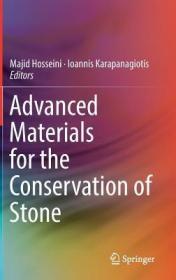 预订Advanced Materials for the Conservation of Stone