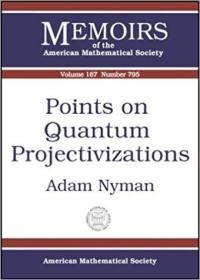 预订Points on Quantum Projectivizations