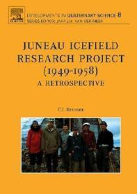 预订Juneau Icefield Research Project (1949-1958)