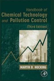 预订Handbook of Chemical Technology and Pollution Control