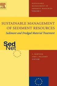 预订Sediment and Dredged Material Treatment