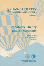 预订Probability Theory and Applications