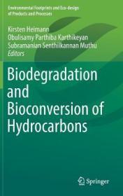 预订Biodegradation and Bioconversion of Hydrocarbons