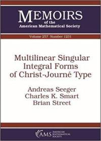 预订Multilinear Singular Integral Forms of Christ-Journe Type