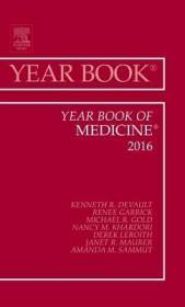 预订Year Book of Medicine, 2016