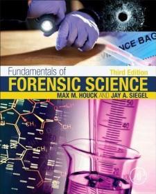 预订Fundamentals of Forensic Science