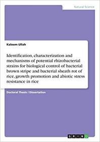 预订 Identification, Characterization and Mechanisms
