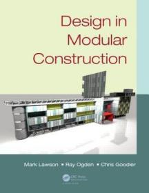 预订Design in Modular Construction