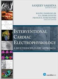 预订 Interventional Cardiac Electrophysiology