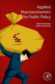 预订Applied Macroeconomics for Public Policy