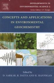 预订Concepts and Applications in Environmental Geochemistry