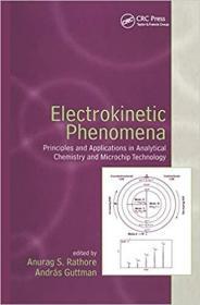 预订Electrokinetic Phenomena