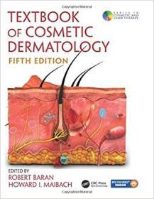 预订 Textbook of Cosmetic Dermatology