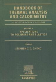 预订Handbook of Thermal Analysis and Calorimetry
