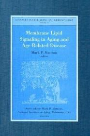 预订Membrane Lipid Signaling in Aging and Age-Related Disease