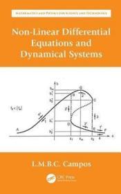 预订Non-Linear Differential Equations and Dynamical Systems