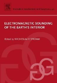 预订Electromagnetic Sounding of the Earth's Interior