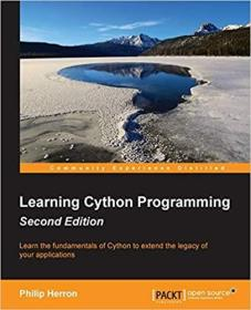 Learning Cython Programming - Second Edition