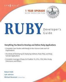 预订Ruby Developers Guide