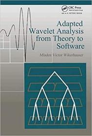 预订Adapted Wavelet Analysis