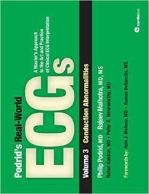 预订 Podrid's Real-World ECGs: Volume 3, Conduction Abnormalities