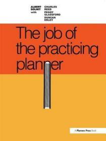 预订Job of the Practicing Planner