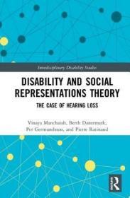 预订Disability and Social Representations Theory