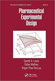 预订Pharmaceutical Experimental Design