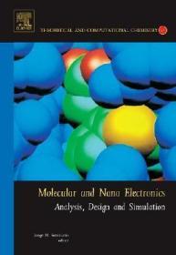预订Molecular and Nano Electronics: Analysis, Design and Simulation