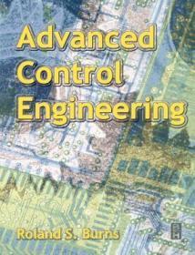 预订Advanced Control Engineering