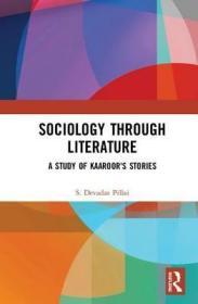 预订Sociology Through Literature