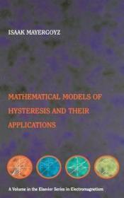 预订Mathematical Models of Hysteresis and their Applications