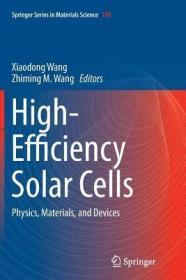 预订High-Efficiency Solar Cells: Physics, Materials, and Devices