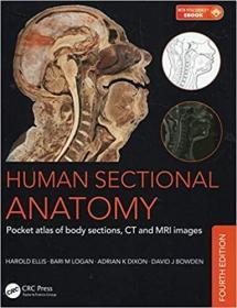 预订 Human Sectional Anatomy: Pocket Atlas of Body S