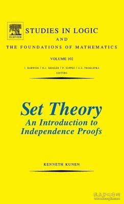 Set Theory:An Introduction to Independence Proofs