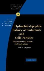 预订Hydrophile - Lipophile Balance of Surfactants and Solid Particles