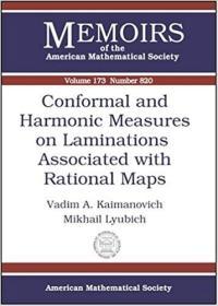 预订Conformal and Harmonic Measures on Laminations Associated with Rational Maps