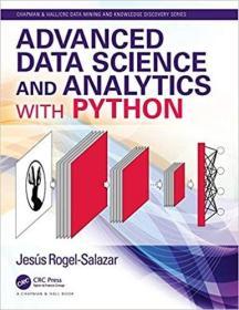 预订Advanced Data Science and Analytics with Python