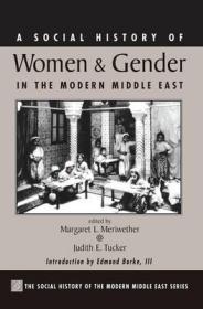 预订A Social History Of Women And Gender In The Modern Middle East