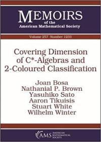 预订Covering Dimension of C*-Algebras and 2-Coloured Classification