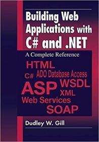 预订Building Web Appliations with C# and .Net: A Complete Reference
