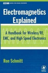 预订Electromagnetics Explained