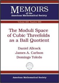预订The Moduli Space of Cubic Threefolds as a Ball Quotient