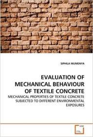 预订 Evaluation of Mechanical Behaviour of Textile C