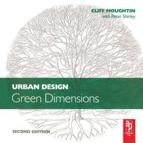 预订Urban Design: Green Dimensions