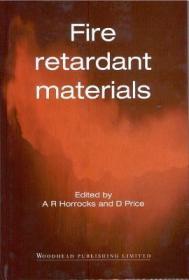 预订Fire Retardant Materials