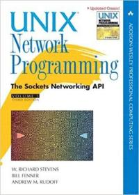Unix Network Programming, Volume 1:The Sockets Networking API